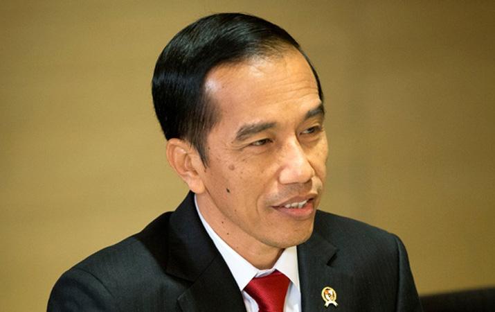 Foto Presiden RI Jokowi