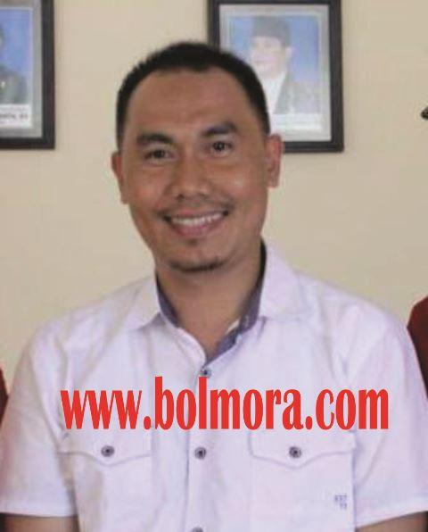 Mantan Ketum HMI Bolmong raya Abdul Bahri Kobandaha
