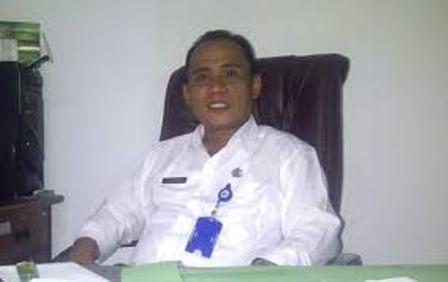 Kepala Bagian Humas Pemkot Kotamobagu Aljufri Ngandu