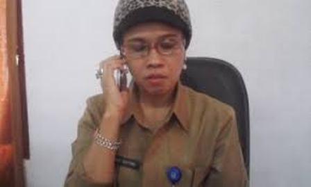Kepala BPBD Kabupaten Bolmong Canny Wayong