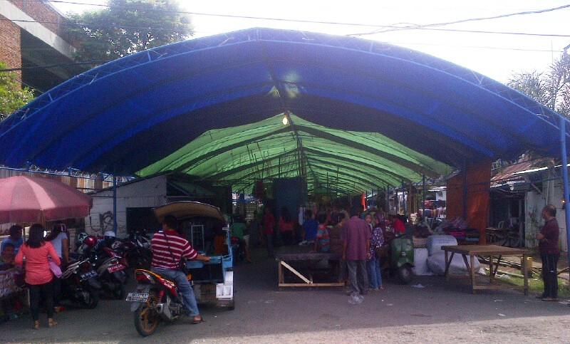 Lapak Bazar Ramadhan Diperjualbelikan Oleh Oknum Calo