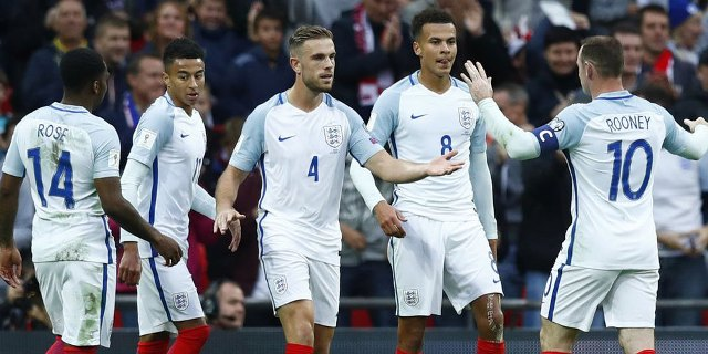 Derby Brittania Raya, Inggris Jamu Skotlandia di Wembley Stadium
