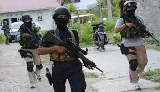 Tim Densus 88 Tembak Mati Dua Terduga Teroris