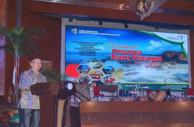 Festival Pesona Batu Pinagut Tahun 2017 Resmi Dilanunching