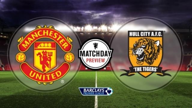 Liga Inggris: Duel Ulangan Antara Manchester United vs Hull City