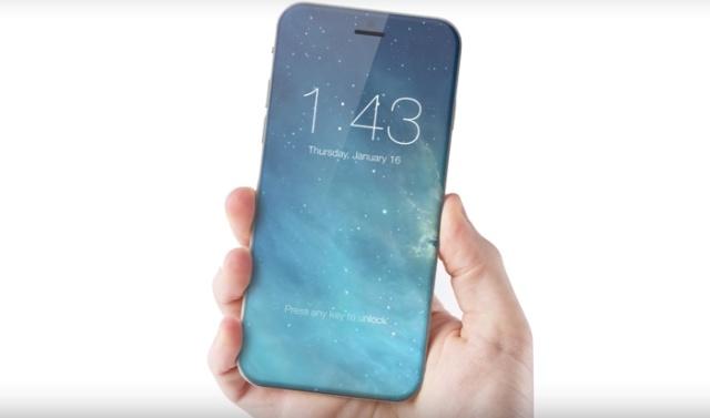 BEREDAR RUMOR KINI IPHONE 8 BISA MENGHASILKAN FOTO SELFIE 3D
