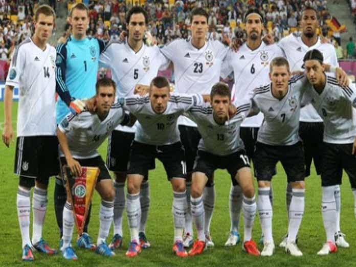 Live Streaming Jerman vs Inggris