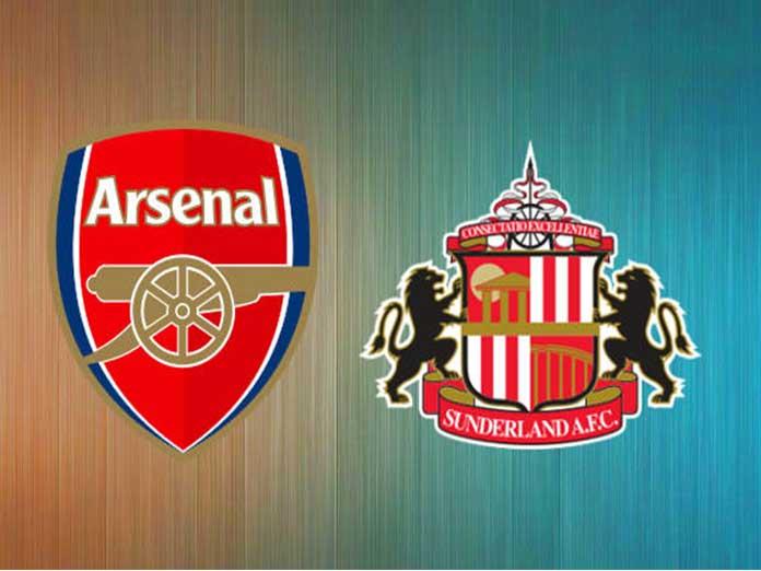 arsenal vs sunderland live stream