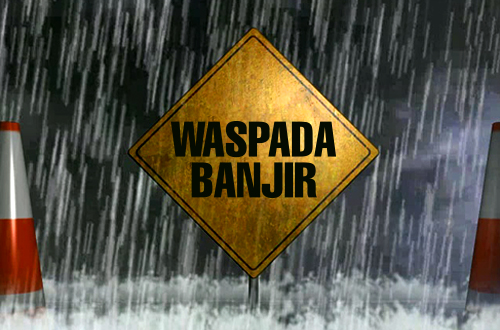 Curah Hujan Meningkat, Warga Diminta Tetap Waspada