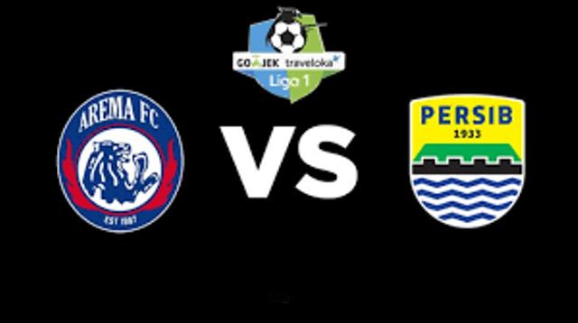 Nonton Live Streaming Super Big Match Liga 1 Indonesia Malam Ini, Arema FC vs Persib Bandung