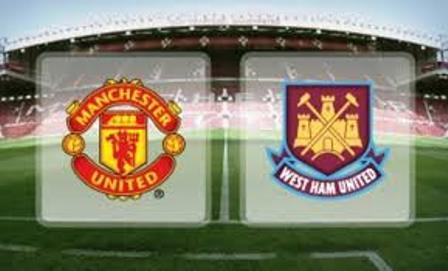 Di pertandingan pertama yang akan berlangsung di Stadion Old Trafford, Manchester United akan meladeni West Ham United.