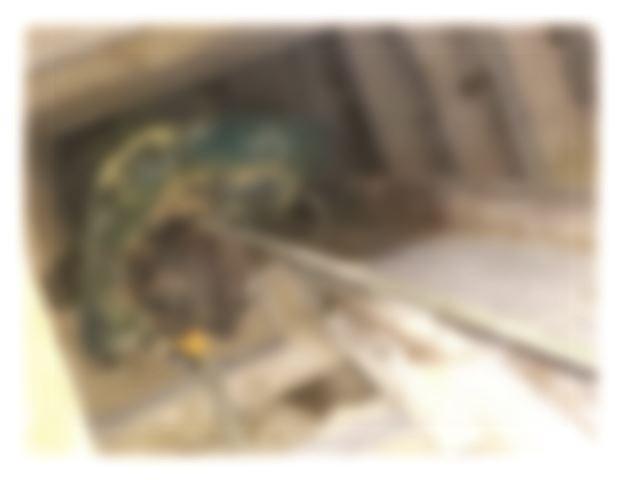 Warga Molinow Ditemukan Tergantung dalam Lubang Pantongan