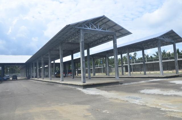 Rp14.25 Miliar untuk Tuntaskan Infrastruktur Dasar Terminal Tipe A