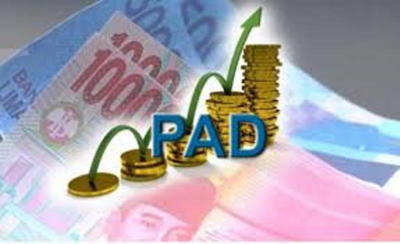 2018, Target PAD Dinaikan Hingga Rp43 Miliar Lebih
