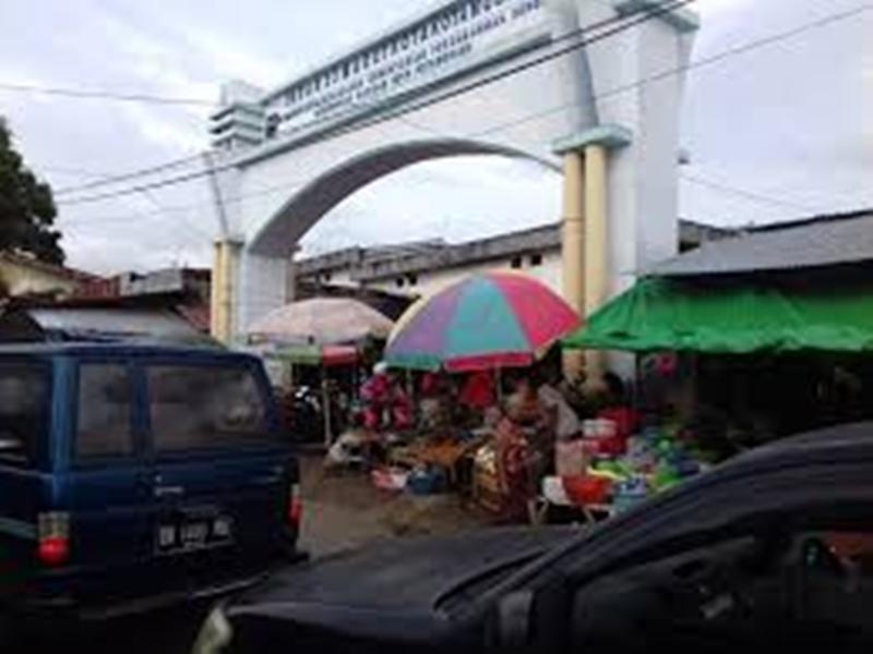 Tim Gabungan Akan Tertibkan Pedagang di Pasar Serasi dan 23 Maret