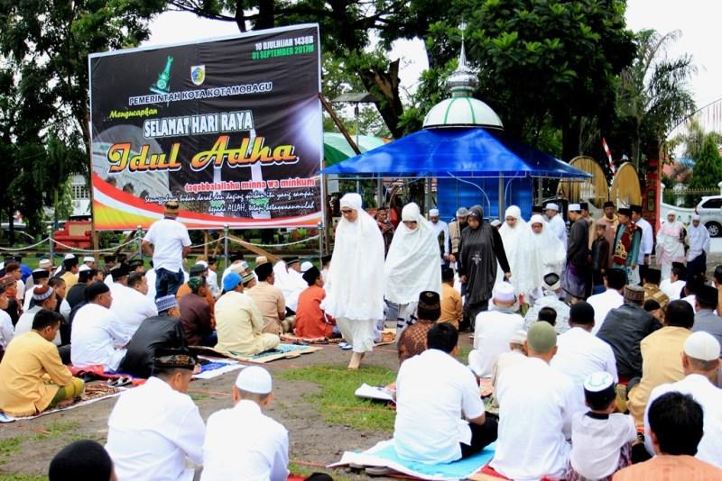 Usai Shalat Ied Idul Adha, Wali Kota Kunjungi Lokasi Peyembelihan Hewan Kurban