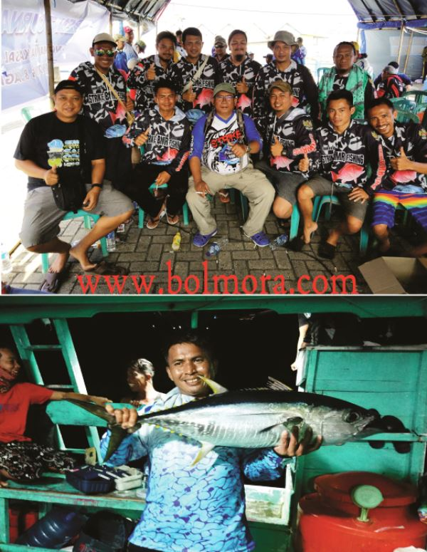 Strike BMR Fishing Community Mulai Tuai Prestasi