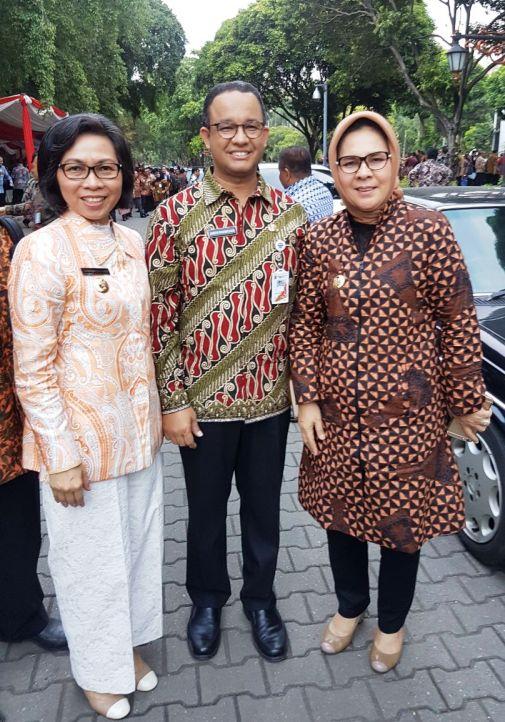Tatong Hadiri RKP di Istana Negara