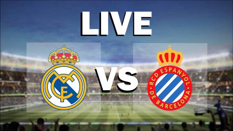 Live Streaming Real Madrid vs Espanyol Malam Ini Pukul 01.45 WIB