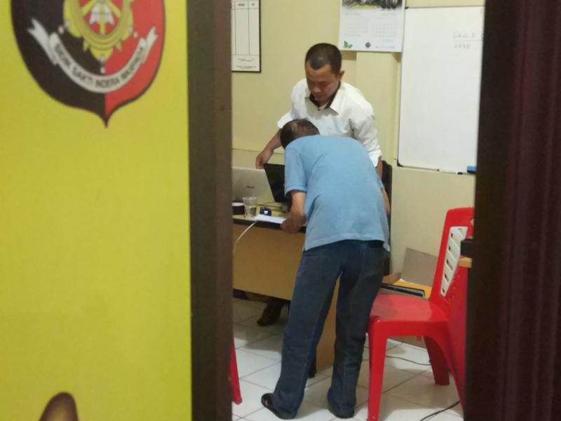 Terkait Dugaan Pungli, Penyidik Polres Bolmong Mulai Periksa Pemilik Toko