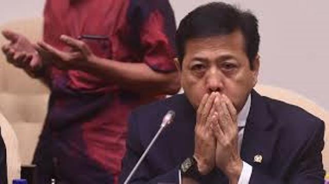 Setya Novanto Kembali Ditetapkan Tersangka Dugaan Kasus Pengadaan e-KTP