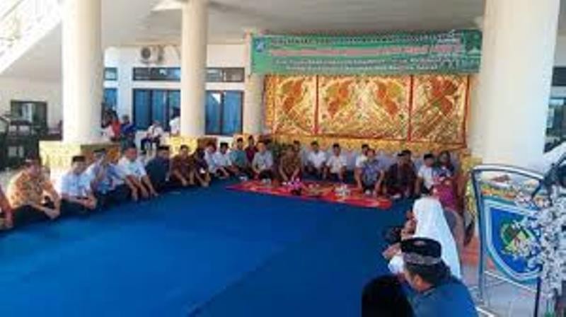 Peringatan Maulid Nabi di Bolmong, Masyarakat Diajak Meneladani Perjuangan Nabi Muhamad SAW