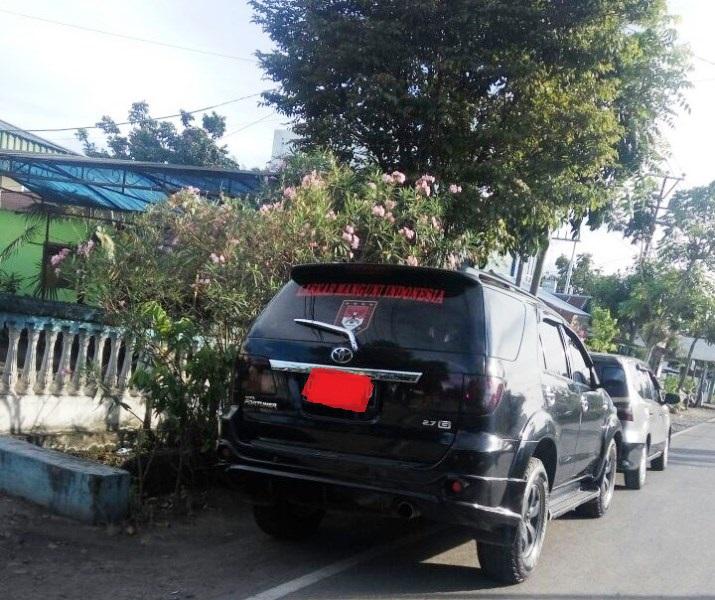 """Mobil """"Laskar Manguni"""" Terpantau di Panwaslu, Musli: Kami Tidak Bisa Diintervensi"""
