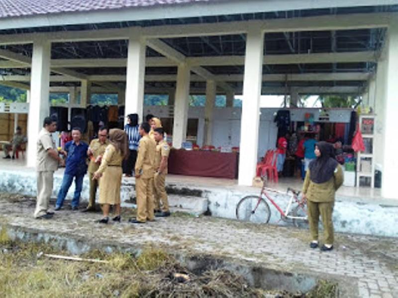Pasar Rakyat di Desa Buyat Segera Difungsikan