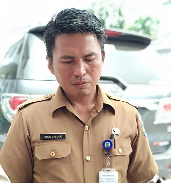 Tahlis Diperiksa Penyidik Polres Terkait Dugaan Pungli