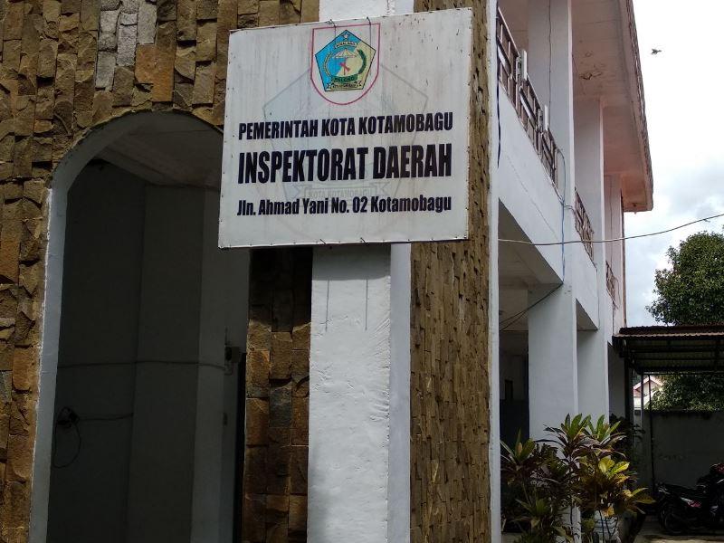 Oknum PNS di Inspektorat Larang Wartawan Ambil Gambar Saat Audit Dandes