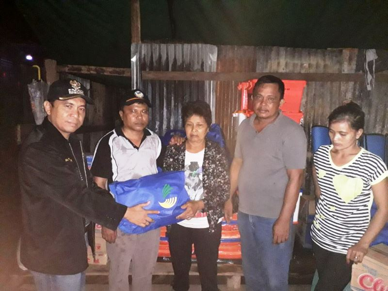 Bantuan untuk Warga Korban Banjir Terus Disalurkan