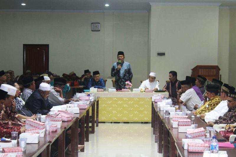 Silaturahmi dengan 100 Tokoh Muslim di Sulut, H2M Ucapkan Terima Kasih Atas Doa dan Dukungannya