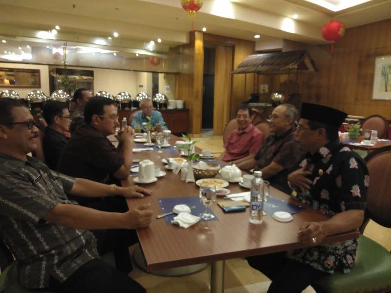Pemkab Boltim Usulkan Bantuan Prasarana Petani ke Kementerian Pertanian