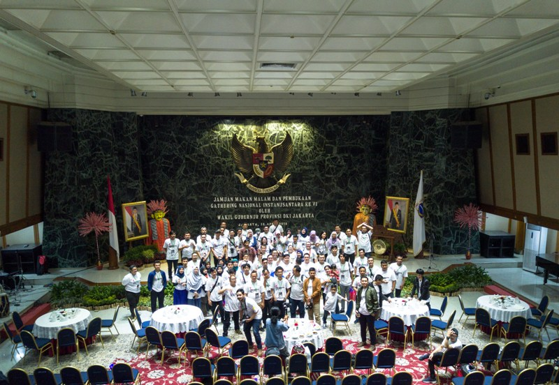 Jurnalis Ini Perkenalkan Potensi Wisata BMR di Gathnas VI Instanusantara
