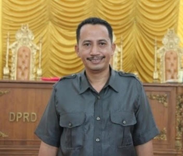 Saiful Ambarak Siap Menuntaskan Pekerjaan di Sisa Masa Jabatan