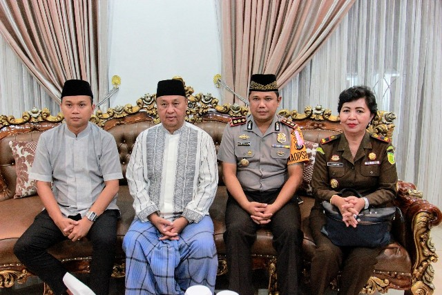Sedekah di Bulan Ramadhan Tidak Dilarang, Ini Video Pernyataan Ketua Panwaslu dan Kapolres Bolmong
