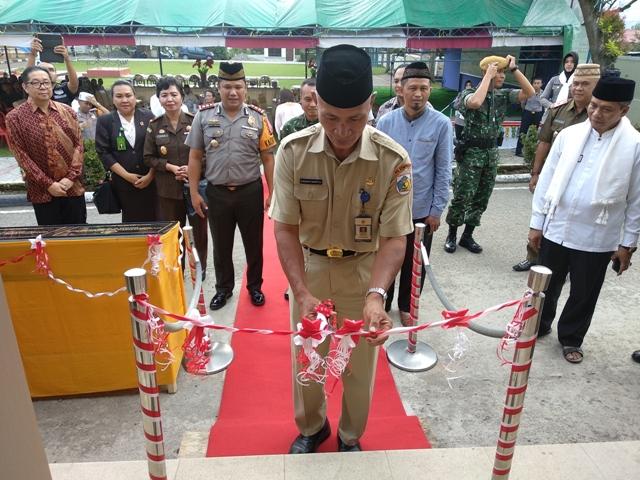 Pemkot Kotamobagu Apresiasi Pelayanan Polres Bolmong kepada Masyarakat