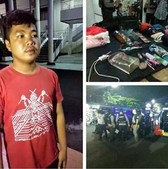 Pemilik Koper yang Diduga Berisi Bom di Manado Ternyata Warga Kotamobagu
