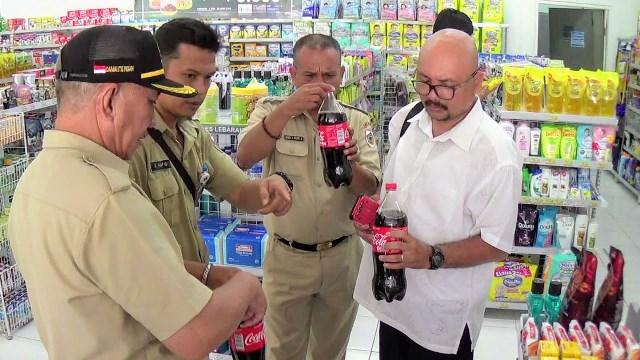 Astaga!, Indomaret Jual Minuman Kadaluwarsa