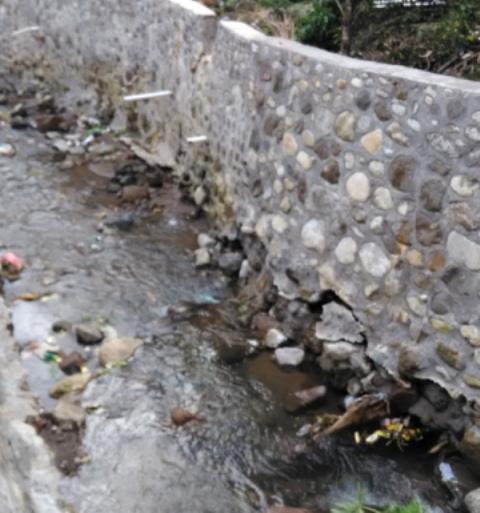 Dinilai Tak Bertahan Lama, Proyek Tanggul di Desa Bongkudai Tuai Sorotan