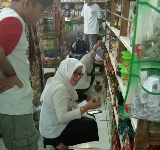 Dinas Perdanganan ESDM Bolmong Lakukan Sidak Jelang Ramadhan