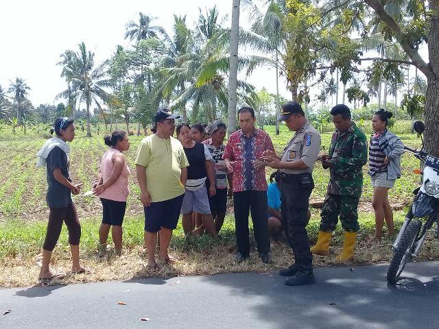 Penggarap Eks HGU PT Poigar dan Karyawan PT Malisya Sejahtera Nyaris Bentrok