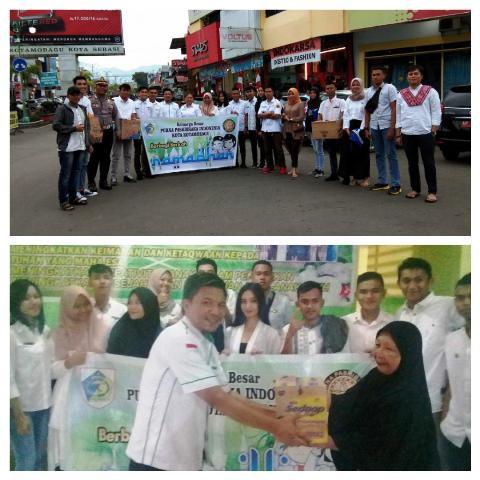 PPI Kotamobagu Berbagi Berkah di Bulan Ramadhan