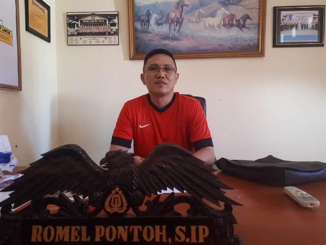 Kepolisian Sektor (Polsek) Lolak melakukan patroli di 26 desa, guna menjaga keamanan dalam rangka menyambut HUT ke-73 Kemerdekaan Republik Indonesia