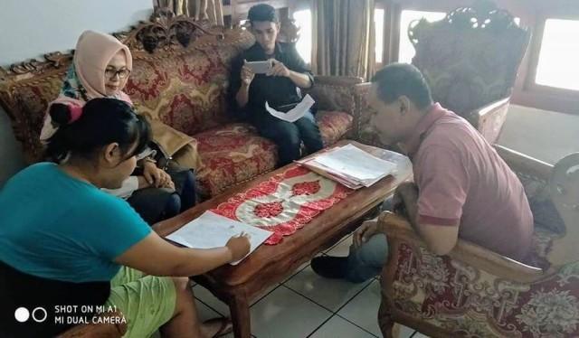 KPU Kotamobagu Mulai Lakukan Verfak Calon DPD RI
