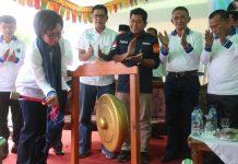 Pencanangan BBGRM Pemkab Bolmong Berlangsung Meriah