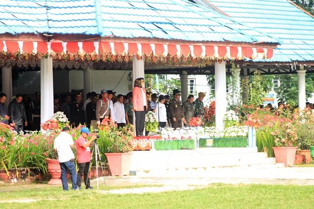 Wali Kota Irup HUT ke-72 Bhayangkara