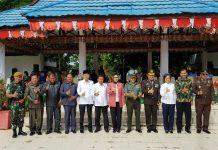 Wabup Boltim Hadiri Upacara HUT ke-72 Bhayangkara
