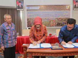 Pemkot Kotamobagu dan BI Teken MoU untuk Tingkatkan Komoditi Pertanian