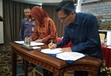 Pemkot Teken MoU dengan Bank Indonesia